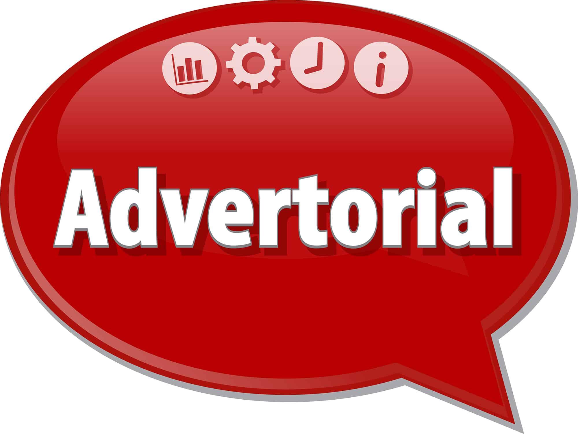 So unterscheiden sich Advertorials von redaktionellen Artikeln